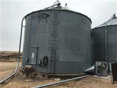 Butler 10,000 Bushel Grain Bin