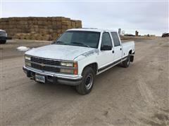1994 Chevrolet 3500 Cheyenne 2WD Crew Cab Pickup