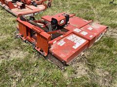 Rhino SK72 Skid Steer Hydraulic Shredder/Mower