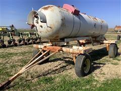 Hamby Trailer Tank