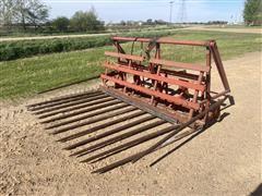 Farmhand H132-A Quick Attach Stacker Hay Sweep