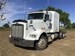 2012 Kenworth T800 Tri/A TruckTractor
