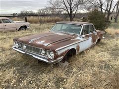 1962 Plymouth Fury 4 Door Car