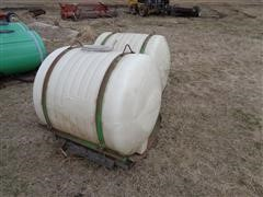 200 Gallon Saddle Tanks