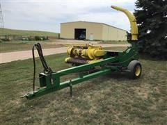 1989 John Deere 3970 Forage Harvester