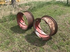 Massey Ferguson Rear Tire Rims
