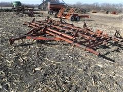 International 45 VibraShank 18' Field Cultivator