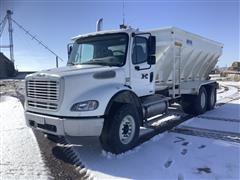2005 Freightliner Business Class M2 T/A Manure Spreader Truck