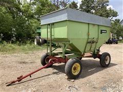Parker Gravity Wagon