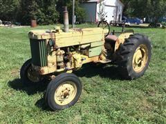 1954 John Deere 40-U 2WD Tractor