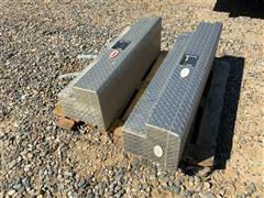 RKI B43SA Aluminum Toolboxes