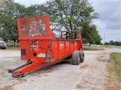 KUHN Knight PS 150 PROSPREAD T/A Vertical Apron Box Spreader