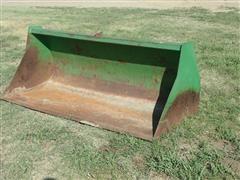 John Deere 740 6' Loader Bucket