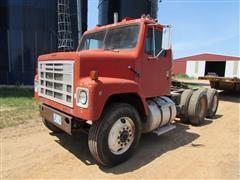 1982 International F-2275 T/A Truck Tractor