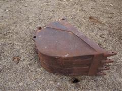 "John Deere 18"" Backhoe Bucket"