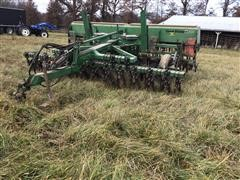 Great Plains CPH-15 90 12 Solid Stand 3-pt No Till Drill W/ GP Caddy