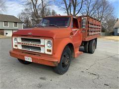 1967 Chevrolet 40 S/A Grain Truck