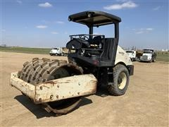 Ingersoll Rand SD-77DX TF High Performance 7 Ton Compactor