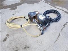 John Blue Liquid Fertilizer Pump