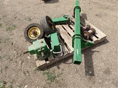 John Deere MX8 Rotary Mower Parts