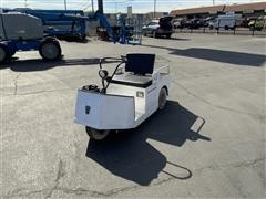 2015 Taylor-Dunn SS536 Industrial 3 Wheel Cart