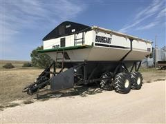 1997 Bourgault 1100 Grain Cart