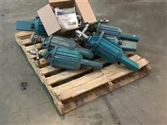 Sotera Series 39 Volumetric Hand Pumps