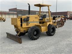 2004 Vermeer V8550A Trencher W/Backfill Blade