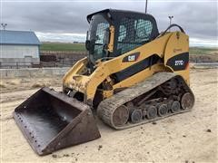 2013 Caterpillar 277C2 Compact Track Loader