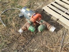 "Berkeley B3TPMS 4"" Water Pump"