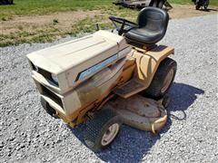 Cub Cadet 1650 Hydrstatic Lawn Tractor