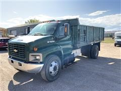 2005 Chevrolet C7500 S/A Dump Truck