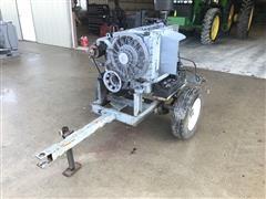 Deutz BF6M1012 6 Cylinder Turbo Irrigation Power Unit