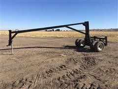 Homemade Gooseneck Tool Bar Carrier