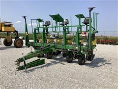 John Deere 1750 Research 6R30 Belt Cone Planter