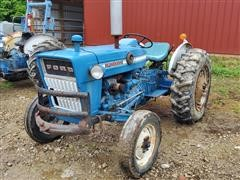 1970 Ford 3000 2WD Tractor