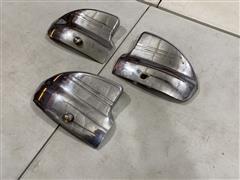 1941 Chevrolet Rear Wing Bumper Tips
