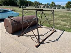 Butler Fuel Barrel W/stand