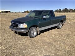1999 Ford F150 2WD Extended Cab Pickup