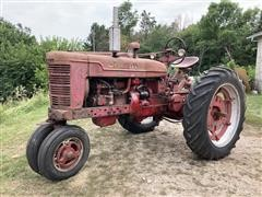 1947 Farmall M 2WD Tractor