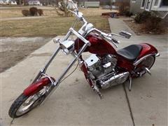 2005 Big Dog Chopper Street Bike