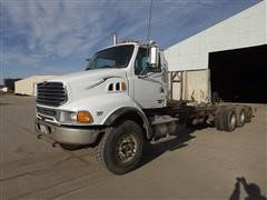 2005 Sterling LT9500 Tri/A Cab & Chassis