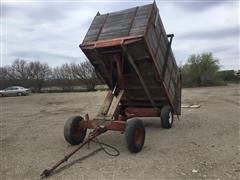 Heider Forage Wagon