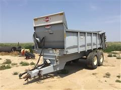 KUHN Knight 1160 T/A Pull-Type Manure Spreader