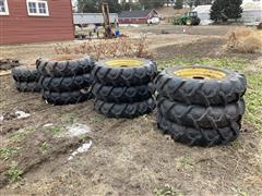 """T-L 11-24.5"""" Pivot Tires And Rims"""