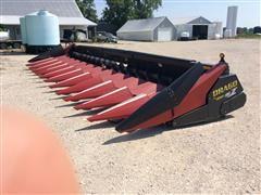 2012 Drago N12TR Chopping Corn Head