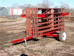 Big Valley 10' Panels W/Cart
