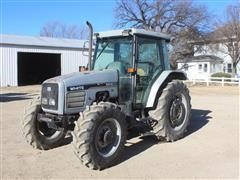 1998 White 6510 MFWD Tractor