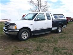 1998 Ford F150 XLT 2WD Extended Cab 3 Door Pickup