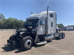 2013 Freightliner CC132064 Glider T/A Truck Tractor